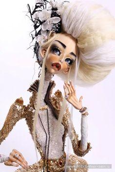 галина дмитрук куклы: 10 тыс изображений найдено в Яндекс.Картинках Textile Sculpture, Paper Mache Sculpture, Pretty Dolls, Beautiful Dolls, Bjd Dolls, Doll Toys, Egypt Fashion, Enchanted Doll, Plastic Art