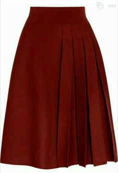 Pleated wool skirt by Sonia Rykiel Mode Outfits, Skirt Outfits, Dress Skirt, Skirts For Sale, Cute Skirts, Modest Fashion, Fashion Dresses, Jupe Short, Wool Skirts