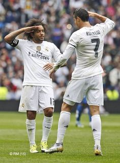 #LL @LUFELIVE #thepursuitofprogression Ronacelo Hala Madrid