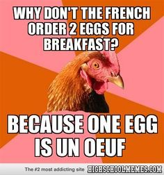 54 Best French Memes Images Learn French French Puns How To