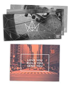 Kingdom Culture Church Brooklyn by Stephen Hart, via Behance