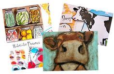 middle school art lesson activities   Middle School Art / organizing lesson plans