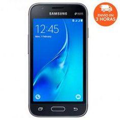 Celular Samsung J1 mini 3G libre-Negro