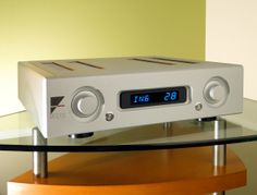 Ayre Acoustics AX-5 Integrated Amplifier.