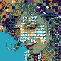 Detail from Values+ campaign for AKTO College by Charis Tsevis,