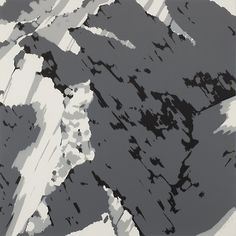Gerhard-Richter-Schweizer-Alpen-II-Motiv-A1-1969