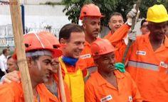 Doria dedica plantio de pau-brasil a Lula: 'Maior cara de pau do Brasil'