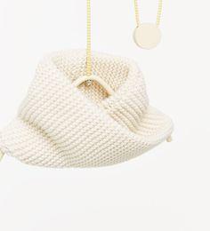 Image 2 of Basic snood from Zara