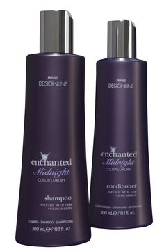 love my amazing shampoo, conditioner and leave in conditioner ;) enchanted midnight is the best and smells like  bath and body works!