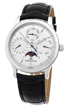 Jaeger LeCoultre Perpetual Calendar...a lovely six-figure watch