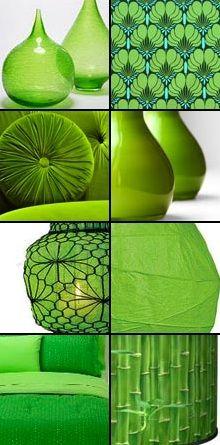 Shade of green