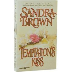 Temptation 039 s Kiss by Sandra Brown 1998 Paperback Fiction Romance