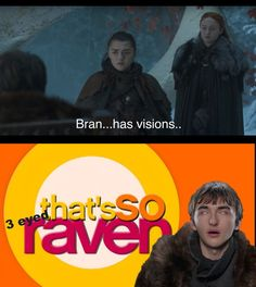 GOT game of thrones season 7 funny humour meme, Bran Stark