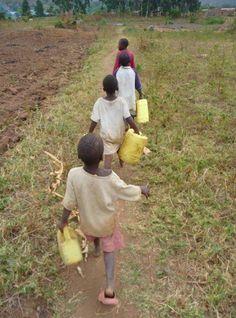 A sight so often seen in Africa