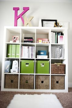 office shelving idea