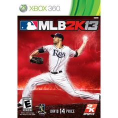 MLB 2K13 - Xbox 360 * You can find more details by visiting the image link. (This is an affiliate link) #VideoGames