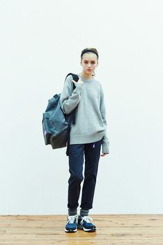 THE NORTH FACE PURPLE LABEL Spring/Summer 14 Collection