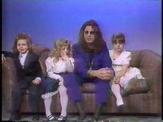 See a Kelly Osbourne Meet Joan Rivers in 1991 Ozzy Osbourne, Kelly Osbourne, First Encounter, The Time Machine, Joan Rivers, Black Sabbath, Freddie Mercury, Losing Her