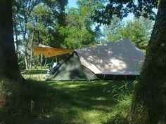 Heerlijk op de camping