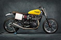 Bonneville engined custom