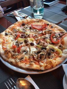 Pizza Il Calcio Bucharest