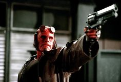 Hellboy (2004) - Directed by Guillermo del Toro