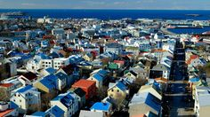 Outings from an icy city:  Reykjavik is the world's most northern capital, and is a perfect base for day trips to other parts of the country.