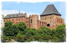 Burg Nideggen, Nideggen, Nordrhein-Westfalen