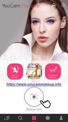 25 Best YouCam Makeup images in 2017   Beauty camera, Selfie