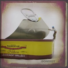 Too easy  8x8 photo diorama by Dongedyframe