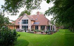 Roof Design, House Design, Annex Ideas, Border Oak, Little Barn, Timber Frame Homes, Dream House Exterior, English Style, Dream Houses