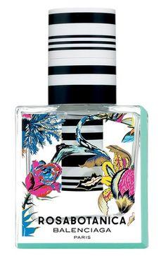 Balenciaga Paris 'Rosabotanica' Eau de Parfum #perfume_bottle #fragrance #design