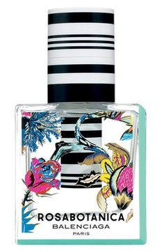 I want to buy this just for the bottle! Balenciaga Paris 'Rosabotanica' #perfume