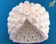 Yaprak örgü bere yapımı Beanie Pattern Free, Crochet Beanie Pattern, Crochet Baby Hats, Free Pattern, Knit Fashion, Knitting, Bonnets, Knitted Headband, Hair Streaks