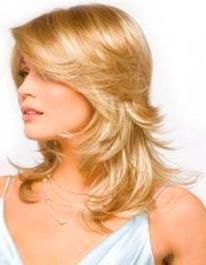 Mid Length Hair With Layers – Lindsey's Personal Web Site Medium Length Hair Cuts With Layers, Bangs With Medium Hair, Medium Hair Styles, Short Hair Styles, Shaggy Short Hair, Short Shag Hairstyles, Layered Hairstyles, Feathered Hair Cut, Feathered Hairstyles