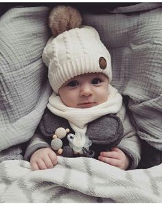 New ideas for baby fashion boy winter products So Cute Baby, Baby Kind, Cute Kids, Baby Baby, Baby Ruth, Baby Crib, Baby Toys, Baby Girls, Really Cute Babies