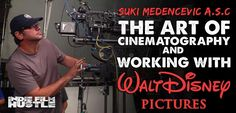 Suki Medencevic ASC and the Art of Cinematography #Videography