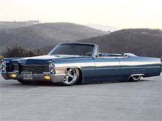 1965 Cadillac-Deville Yes please