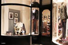 Slowear Shops | Carlo Donati Studio Oversized Mirror, Studio, Shopping, Furniture, Shops, Spaces, London, Home Decor, Style