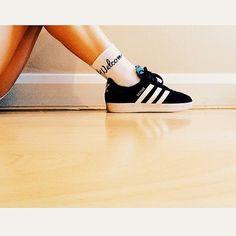 #ThisisWelcome #2pac #SportSocks #Adidas #AdidasGazelle