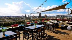 Rooftop bars Amsterdam - The Tourist Of Life