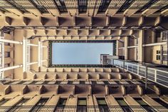 Dizzying and Artistic Architecture Photography