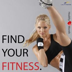 Find your fitness!