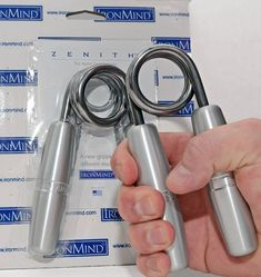 Ironmind imtug 6 Les deux doigts utilitaire Gripper