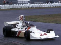 James Hunt (GBR) (Hesketh Racing), Hesketh 308B - Ford-Cosworth DFV 3.0 V8  1975