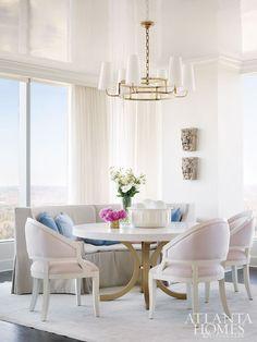 House Tour: Highrise Living | Melanie Turner Interiors | Atlanta Homes & Lifestyles | Design Chic
