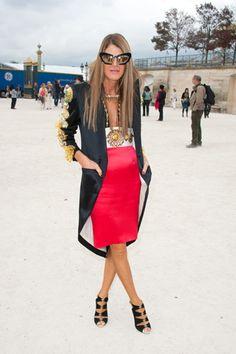 This Bish right here...Anna dello Russo #extraordinary #legend #fashionicon