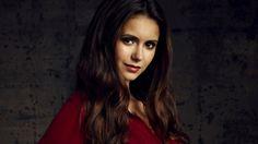 Katherine Pierce Nina Dobrev The Vampire Diaries Women Wallpaper