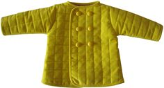 Free Pattern + Tutorial for this cute Quilted Toddler jacket. Size 2T.