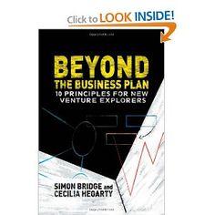 Beyond the Business Plan: 10 Principles for New Venture Explorers: Simon Bridge, Cecilia Hegarty: 9781137332868: Amazon.com: Books